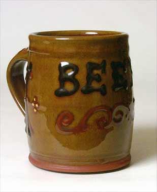 Pollex beer mug