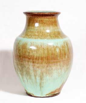 Streaky Bolingey vase