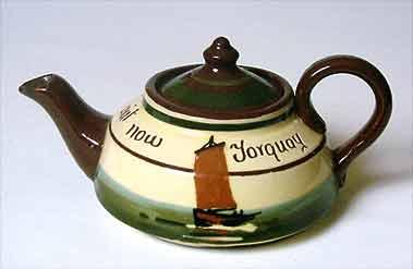Longpark teapot