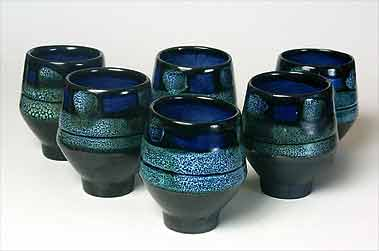 Celtic beakers