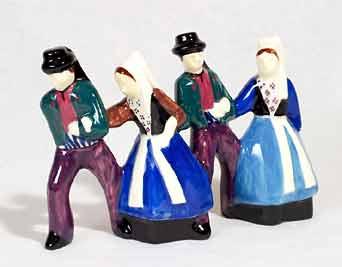 Quimper dancers