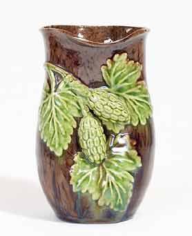 Rye hop vase