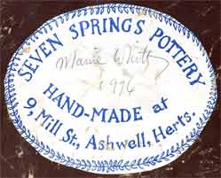 Seven Springs piano trio (label)