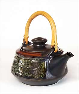 Celtic teapot