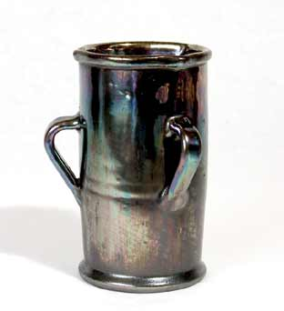 Three-handled Dicker vase