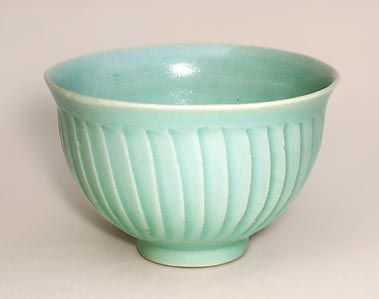 David Leach porcelain bowl