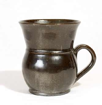 Brown Dicker tankard