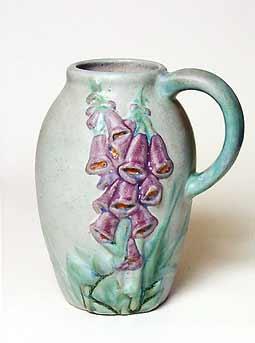 Teichtner Floral Pastel vase