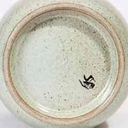 Poole Olympus stoneware vase (base)