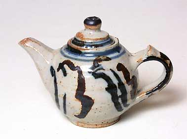 Cardew miniature teapot