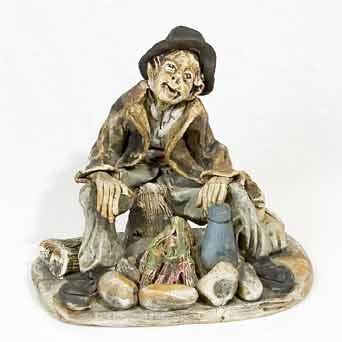 Norman Underhill tramp