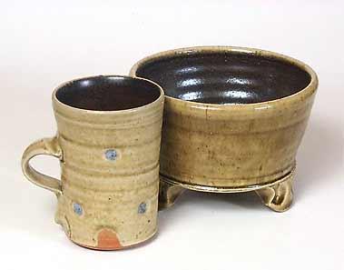 Mug and bowl