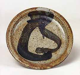 Stoneware dish