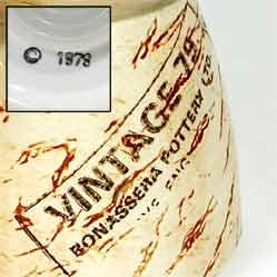 Bonassera champagne corks (marks)