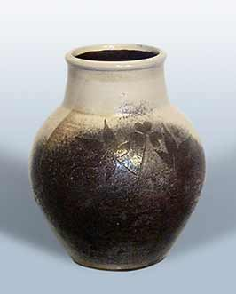 Decorated Ichino vase