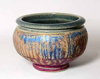 John Vasey bowl