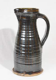 Tall Douglas Fitch jug