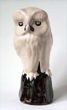 Large David Sharp owl