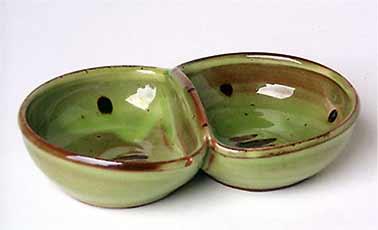 Sid Tustin double pot