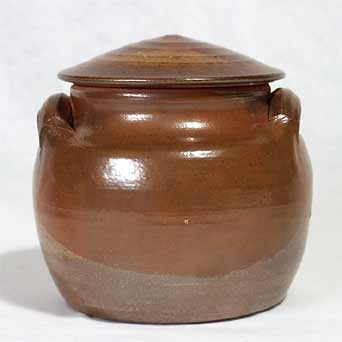 Ray Finch storage jar