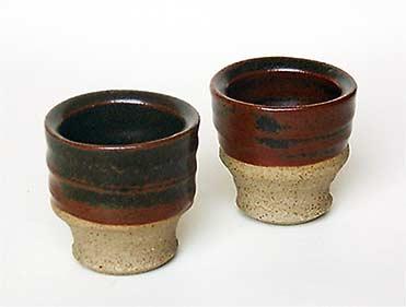 Colin Pearson eggcups