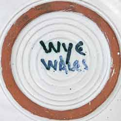 Wye sun dish (base)