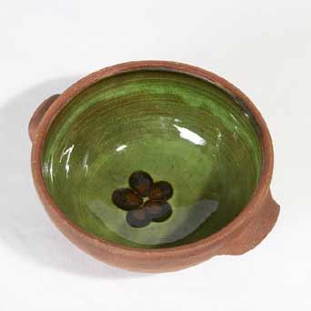 Aylesford slipware bowl