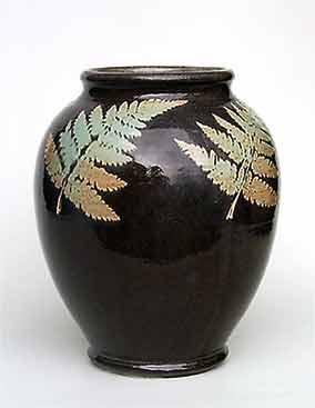 Dunster fern vase