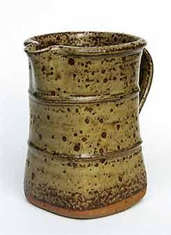 Phil Rogers squared jug