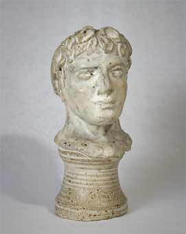 Adam Dworski bust