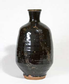 Leach Pottery Bill Marshall vase