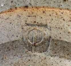 Colin Pearson bowl (mark)