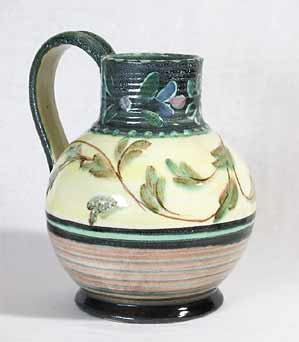 Denby Glyn Colledge pitcher