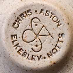 Chris Aston studio dish (mark)