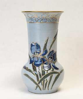 Langley Iris vase