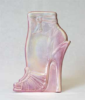 Sunset high-heeled dish