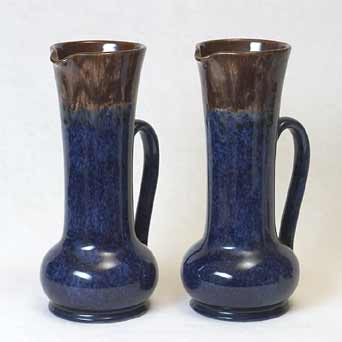 Pair of Langley jugs