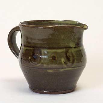 Aylesford slipware jug