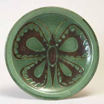Iden butterfly plate