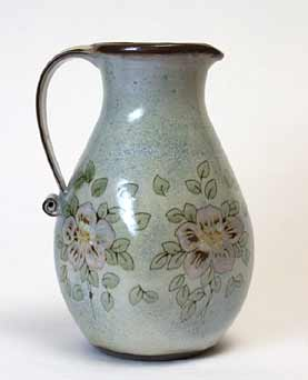 Floral Chelsea jug
