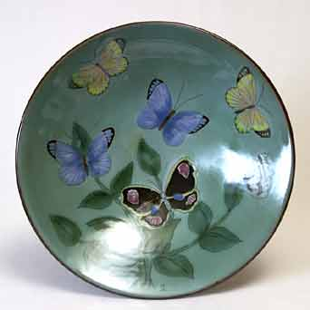 Chelsea butteryfly bowl