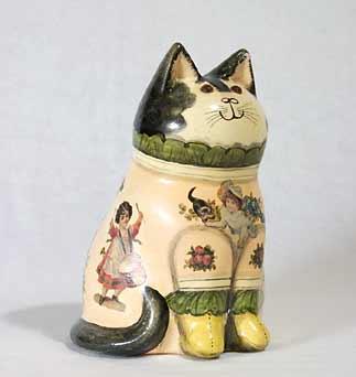 De Bethel Victorian cat