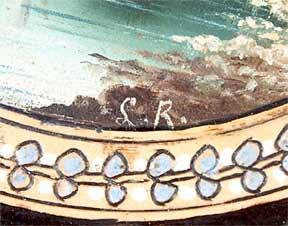 Thoune scenic plate II (signature)