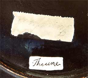 Thoune scenic plate I (mark)