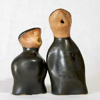 Pair of Bill Fisher singers