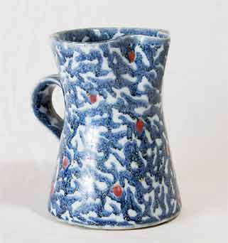 Dartington Leopard jug