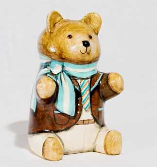 De Bethel blazer bear