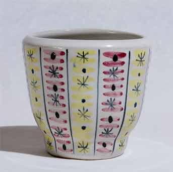Elliptical Rye vase