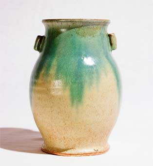Lugged Upchurch vase II