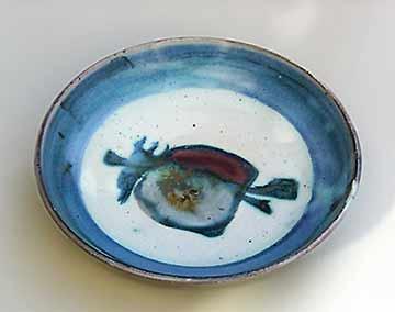 Round Wye dish